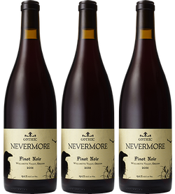 Nevermore Pinot Noir 3 Pack Image