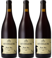Nevermore Pinot Noir 3 Pack
